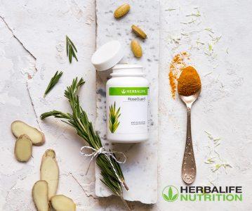Objavte silu rozmarínu vo výživových doplnkoch Herbalife Nutrition